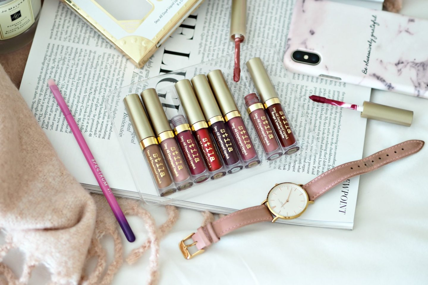 Stila Stay All Day Liquid Lipsticks