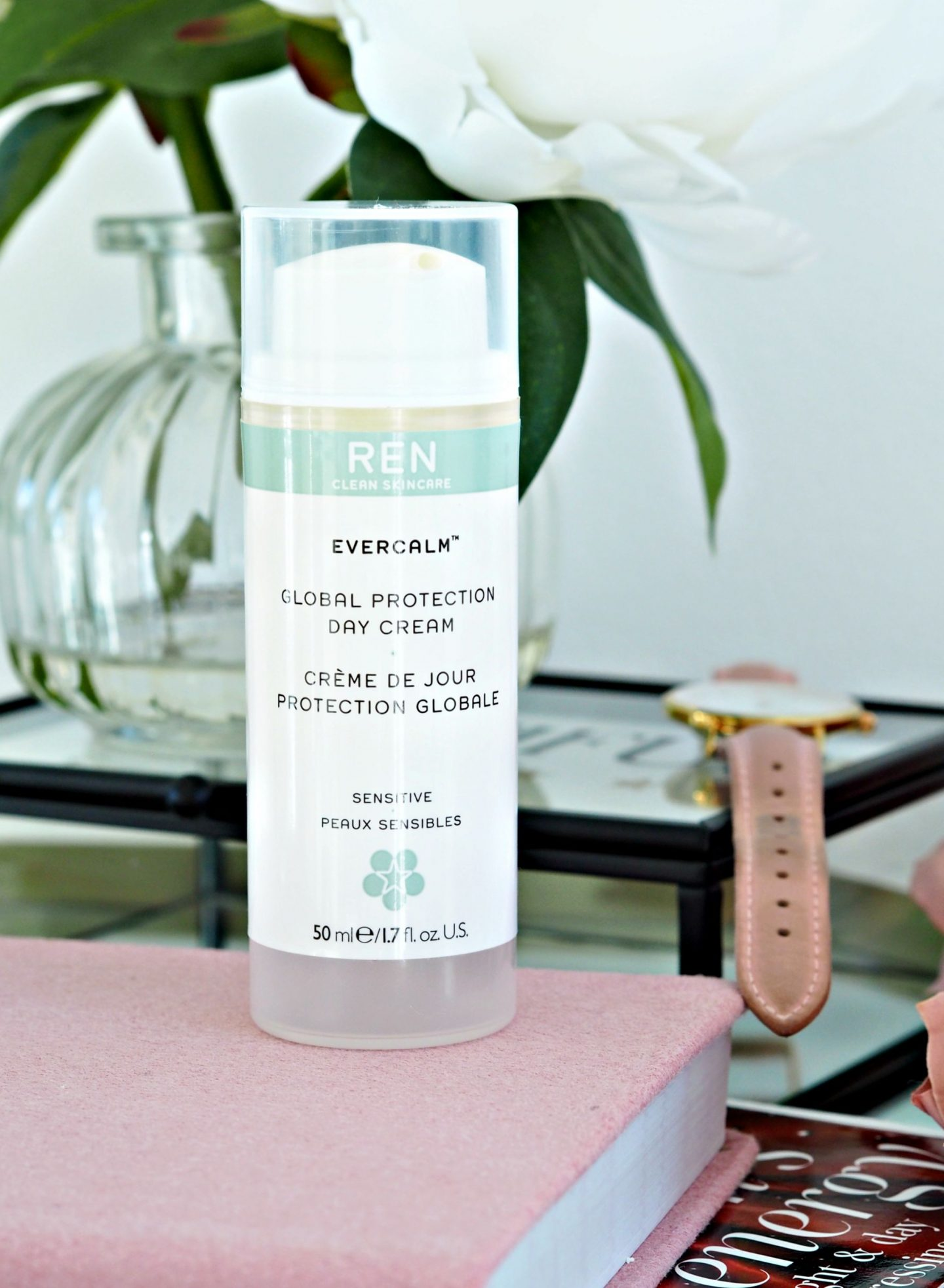 REN Evercalm Global Protecting Day Cream review