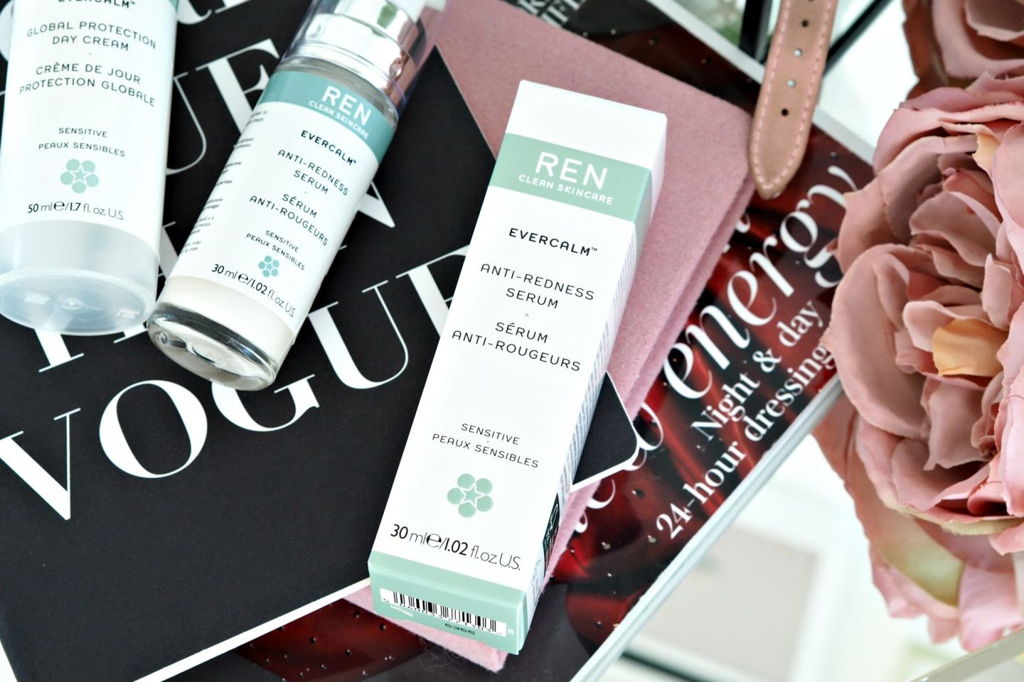 REN Evercalm Anti-Redness Serum review