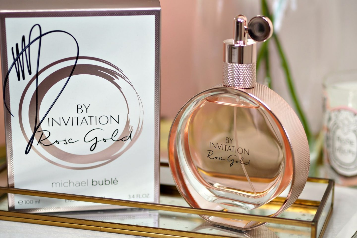 Michael Bublé By Invitation Rose Gold review