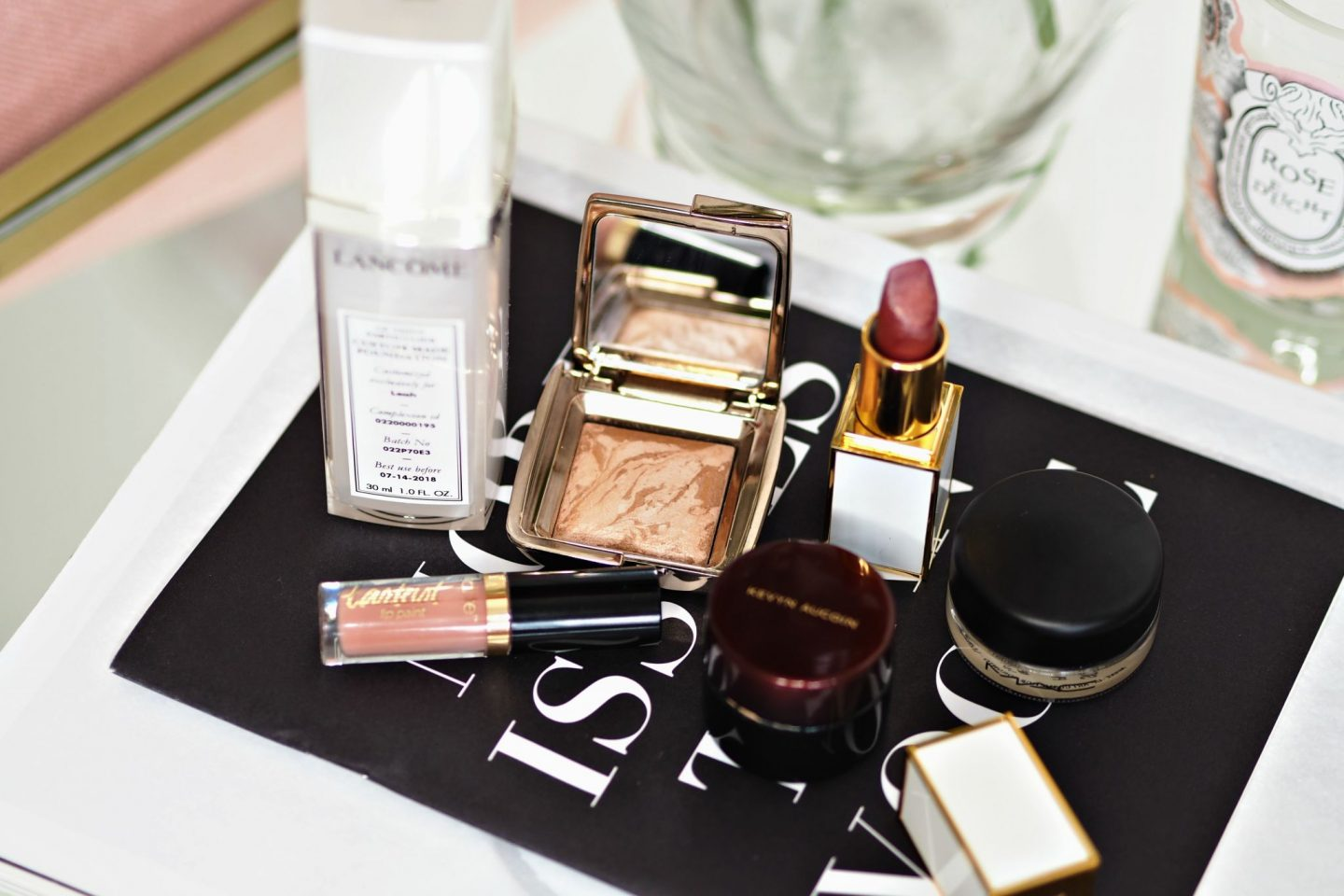 Luxury makeup disappointments