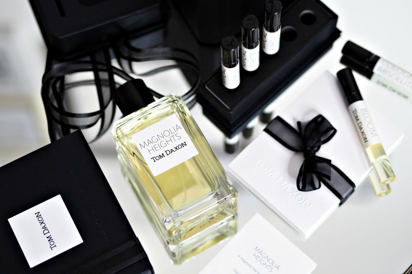 The Epitome Of Quality | Tom Daxon Fragrance