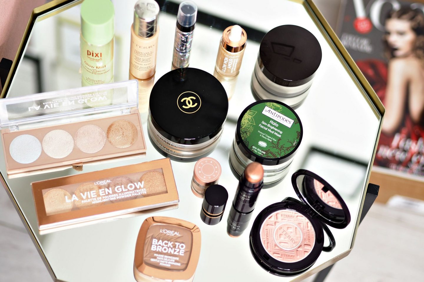 makeup that will make your skin glow