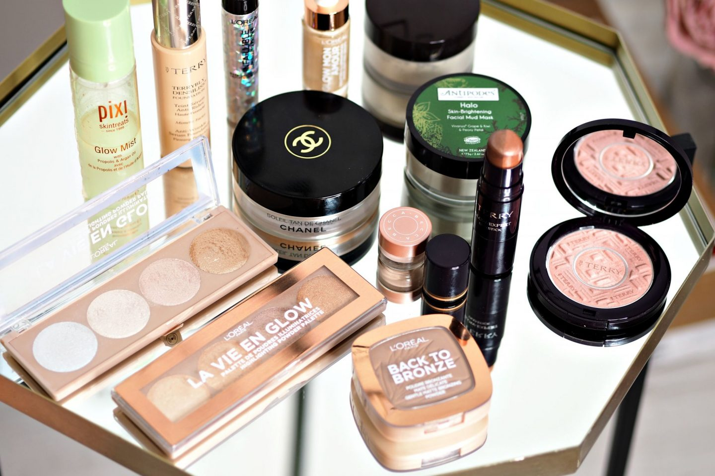 makeup that will make your skin bright and glow
