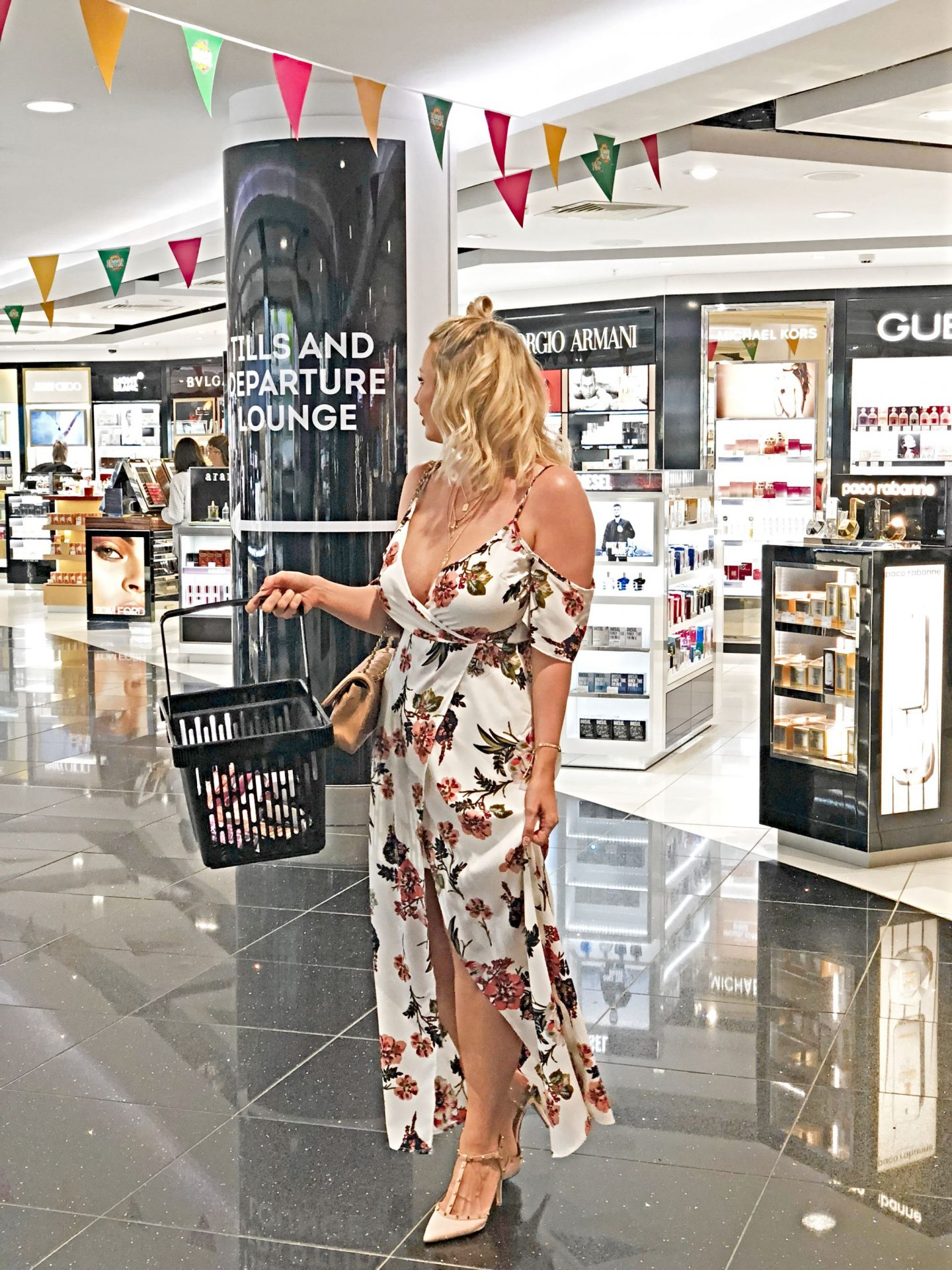 World Duty Free Shopping Haul at Gatwick North Terminal