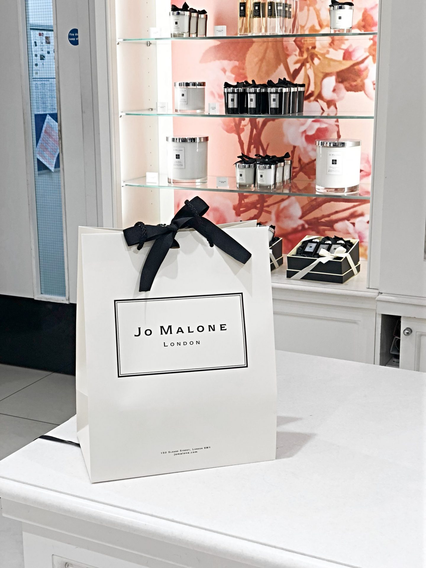 Jo Malone at Gatwick North Terminal