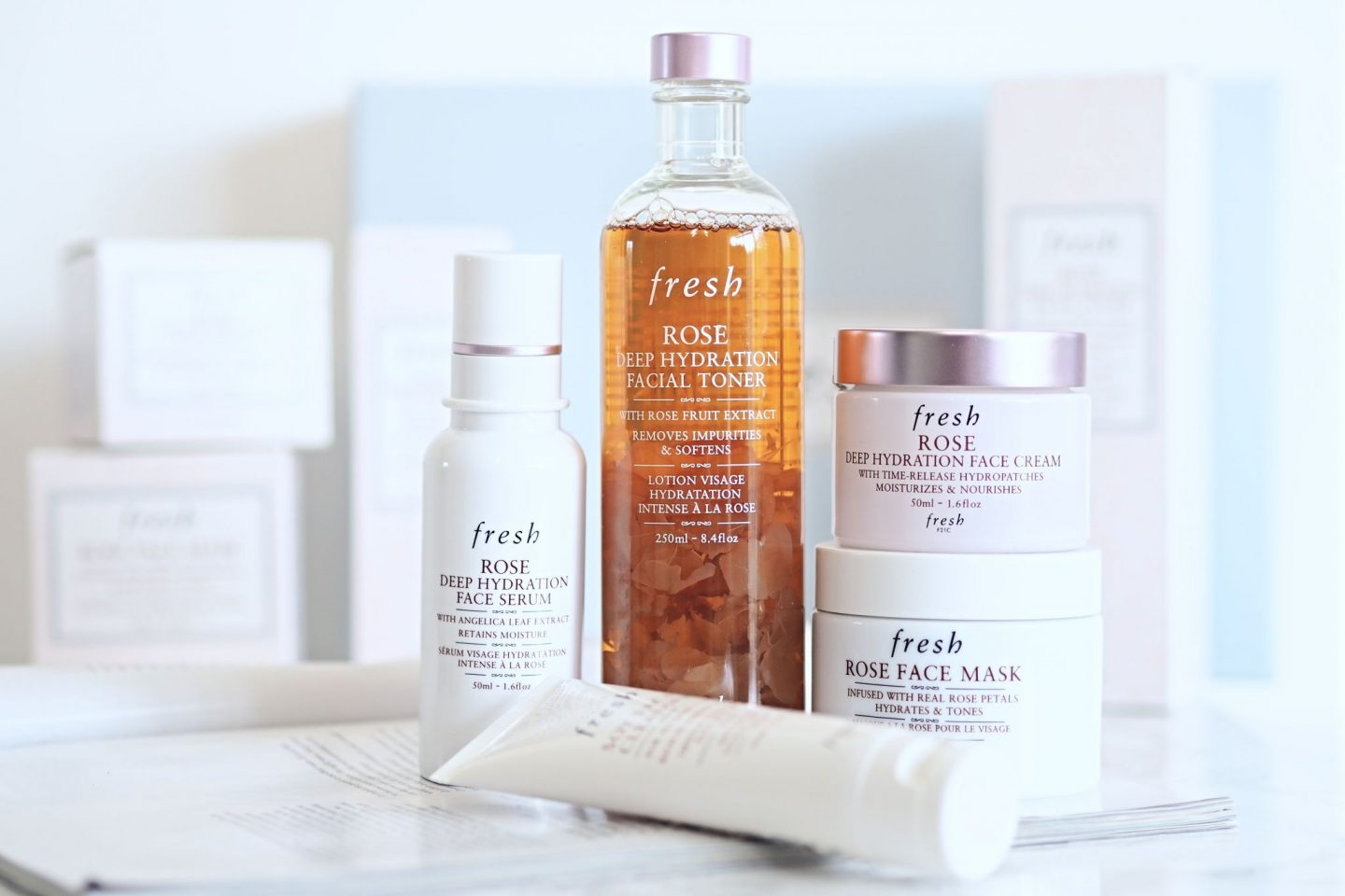 Fresh skincare review