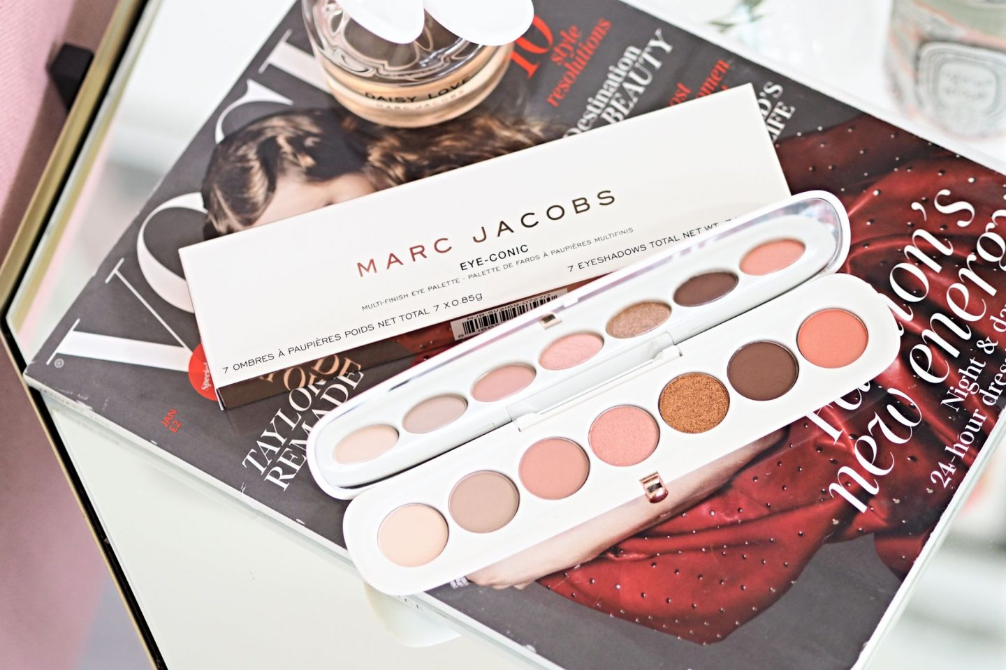 Marc Jacobs Eye-Conic Fantascene Palette Review