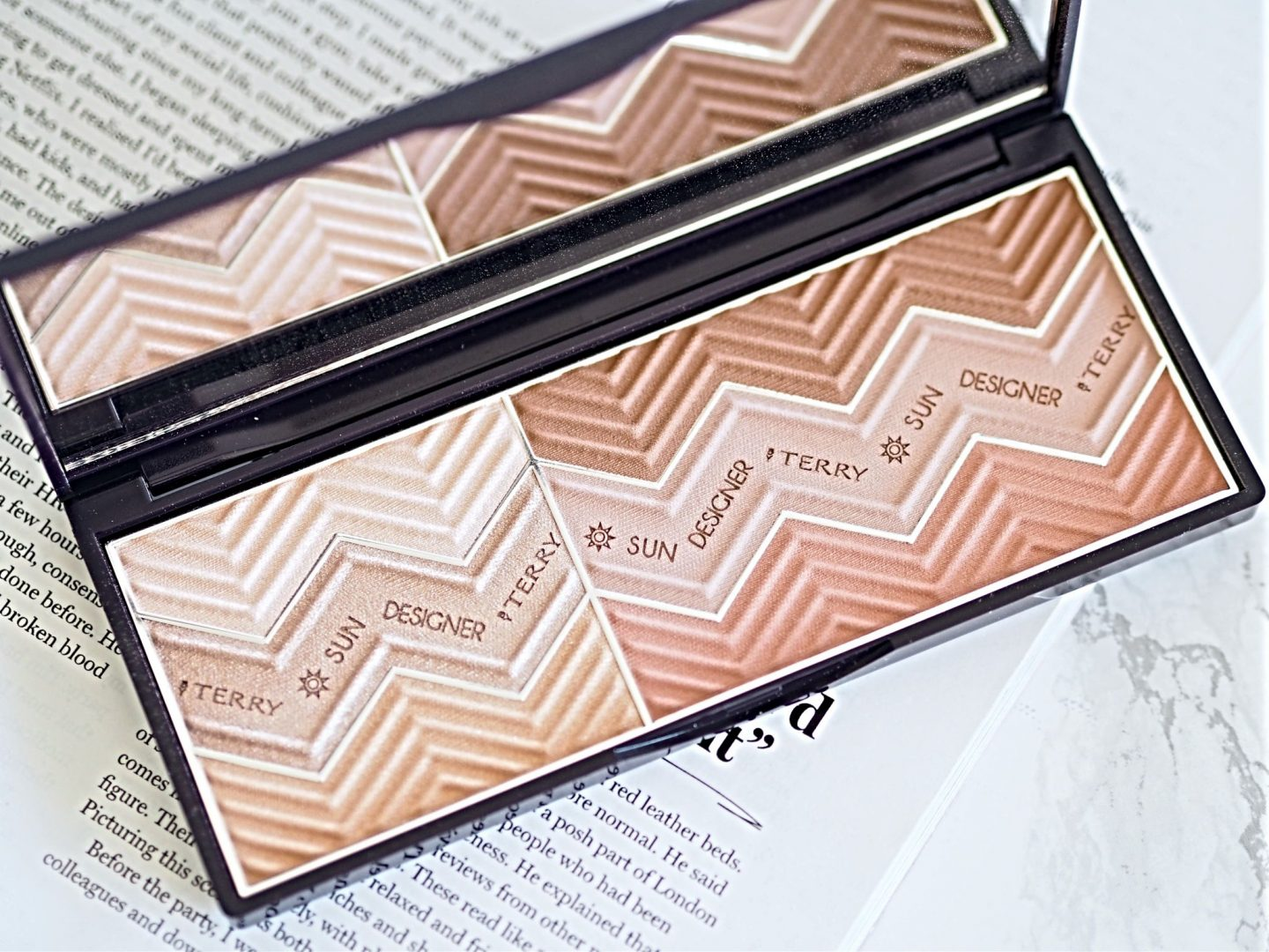 By Terry Sun Designer Palette Happy Sun Review