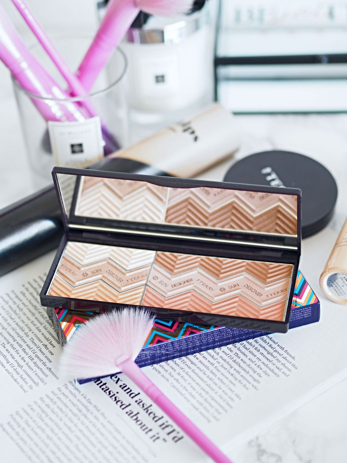 By Terry Sun Designer Palette No.6 Happy Sun Review