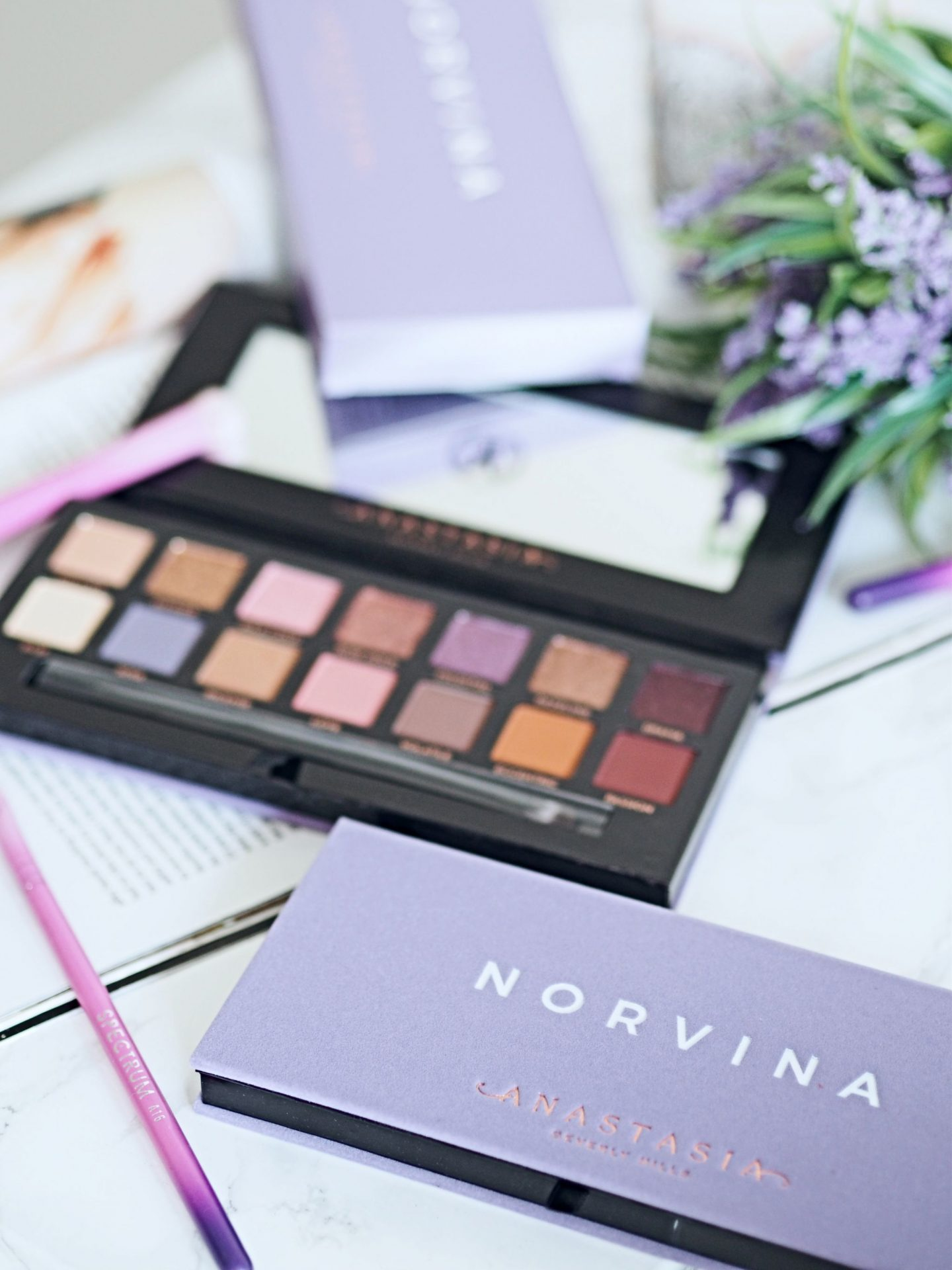 Anastasia Beverly Hills Norvina Palette Review