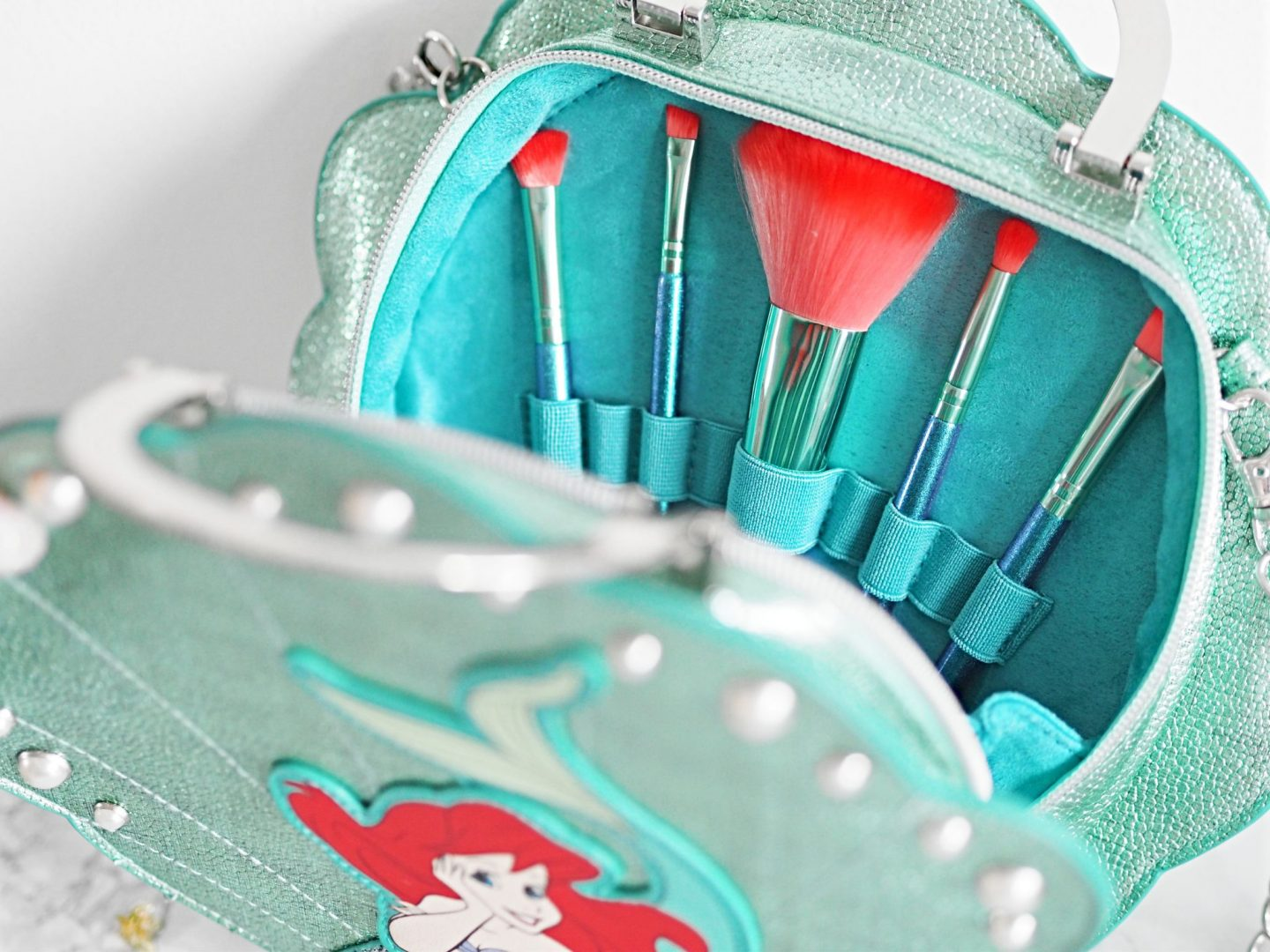 Spectrum Collections | The Little Mermaid | Ariel Brush Set Review