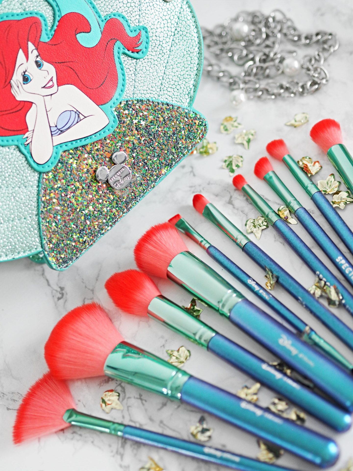 Spectrum Collections The Little Mermaid Ariel Brush Set Review