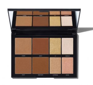 Morphe 8L contour and highlight palette