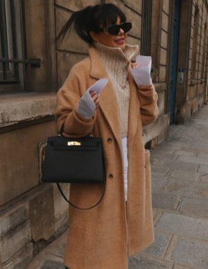 Elizabeth Stone Coat