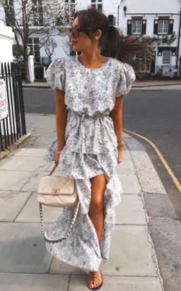 Bohemia dress